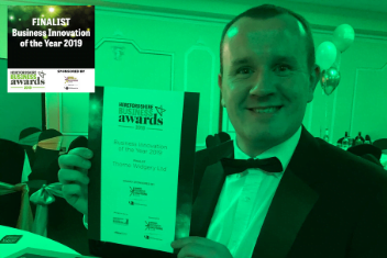 Finalists - Business Innovation of the year 2019