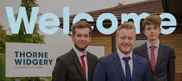 Next generation of accountancy professionals join Thorne Widgery
