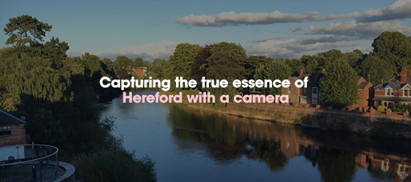 Picture perfect – Staff capture the essence of Hereford
