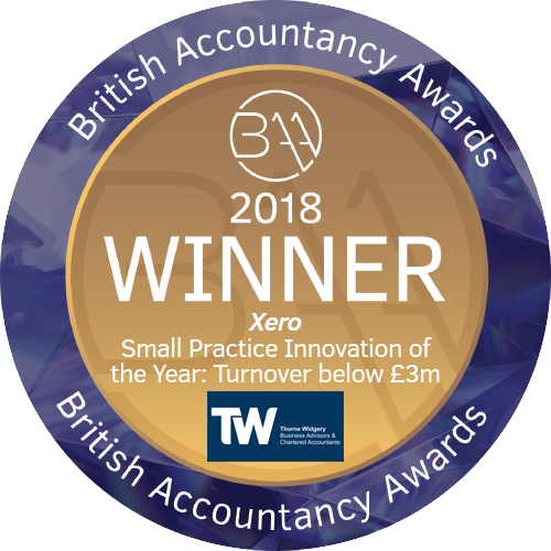 British Accountancy Awards Winners