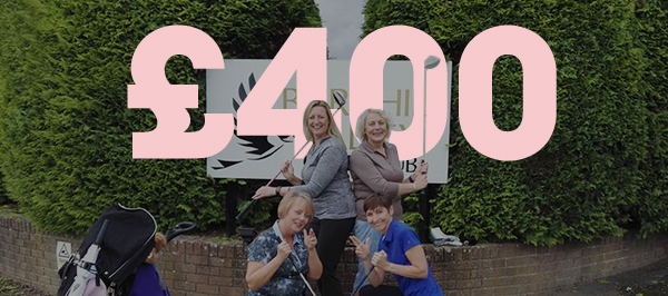 Thorne Widgery's Women's Golf Networking Group club together to support The ELY Memorial Fund