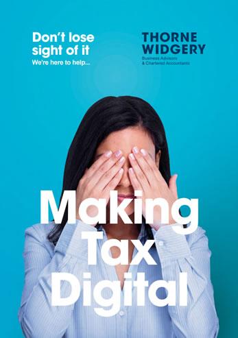 Making tax digital pdf