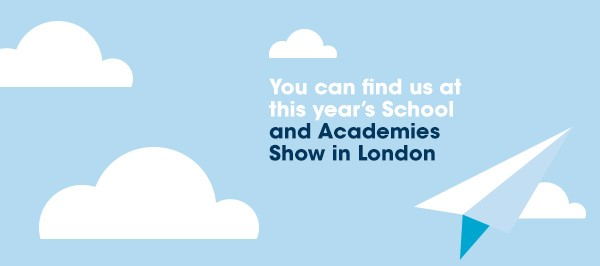 Find us at the Academies Show in London