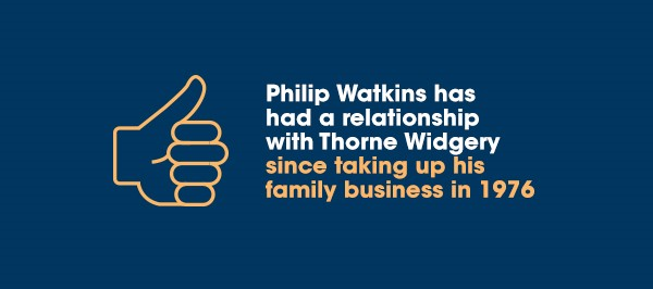 What our clients say - Philip Watkins